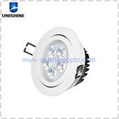 High Power 5W LED Ceiling Downlight