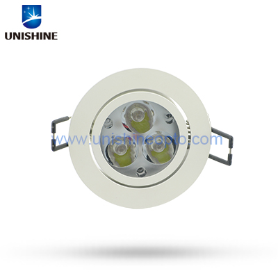 High Power 3W LED Ceiling Downlight