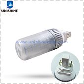 HCL-GXHTP10X-EW1 G24 Base 10W LED Corn Bulb(Corncob LED)