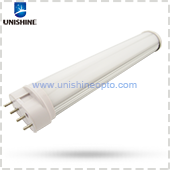 HCL-2G11P10X-XWE Single Tube 10W LED 2G11 PL Lamp