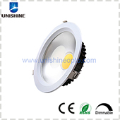 HCL-D801P30X-2 8inch 30W Dimmable LED COB Downlight