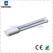 HCL-2G11P6X-XWE CE Certified LED 6W 2G11 PL Lamp
