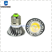 HCL-MR16P3X-1S6W2 High Lumen 110lm/w COB E26 E27 MR16 Spot Light