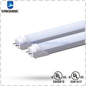 HCL-T806P10S3X-UL-X UL cUL Listed 10W 2ft LED T8 Tube